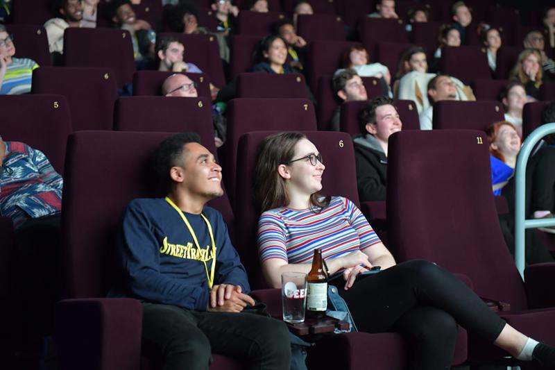 bolton film festival by matthew nuttall