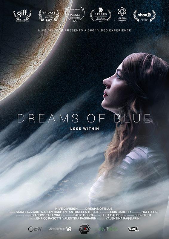 agnese pietrobon dreams of blue_valentina paggiarin_poster